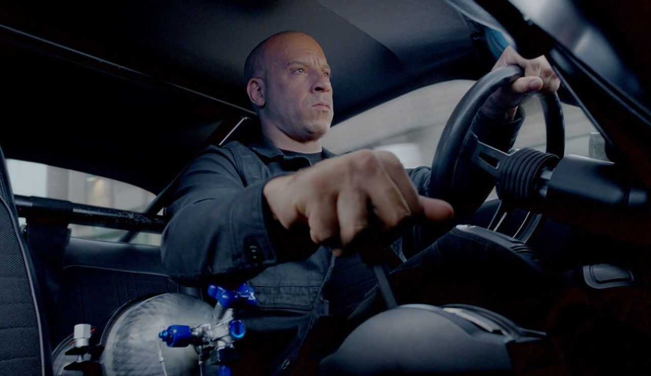 Vin Diesel en 'Fast and Furious 9'