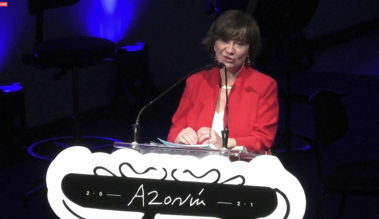 Vídeo: Gala del Premio Azorín 2021