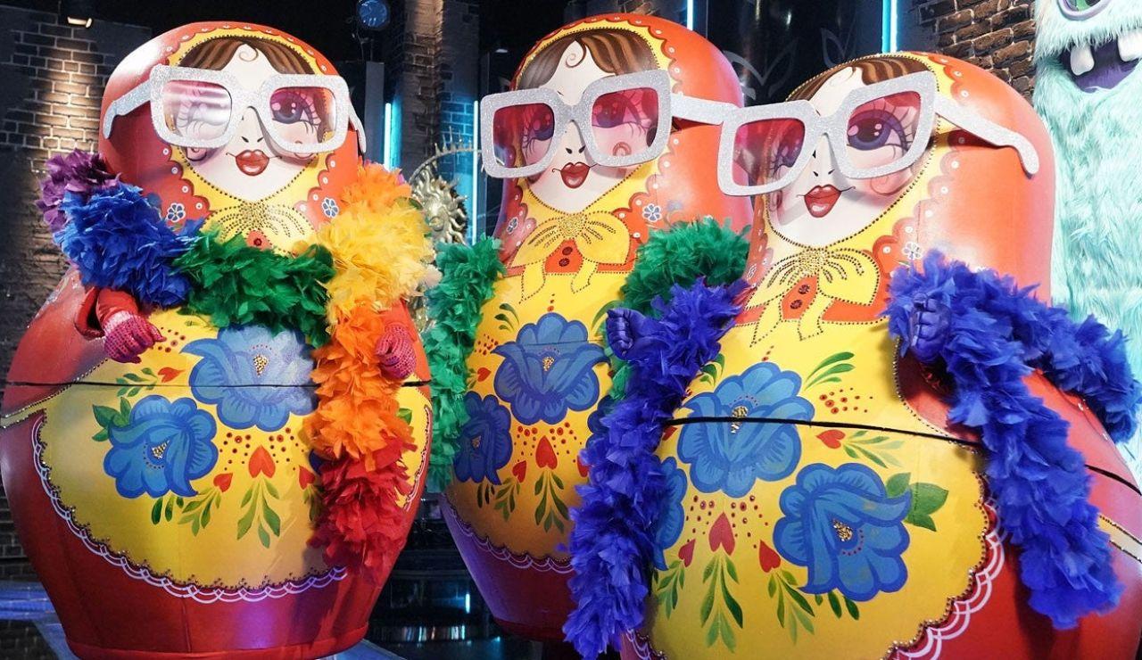 La imagen de una de las máscaras de 'Mask Singer USA'