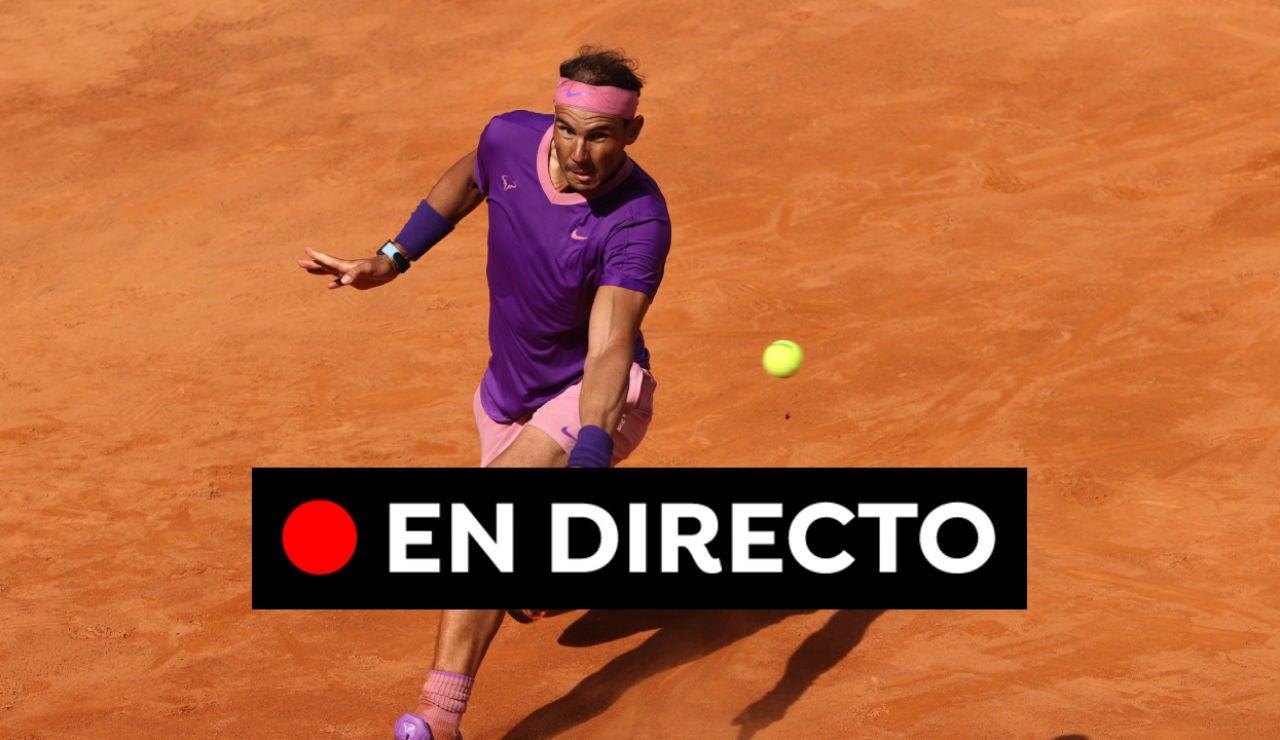 Denis Shapovalov - Rafa Nadal: Resultado del partido de tenis hoy, en directo