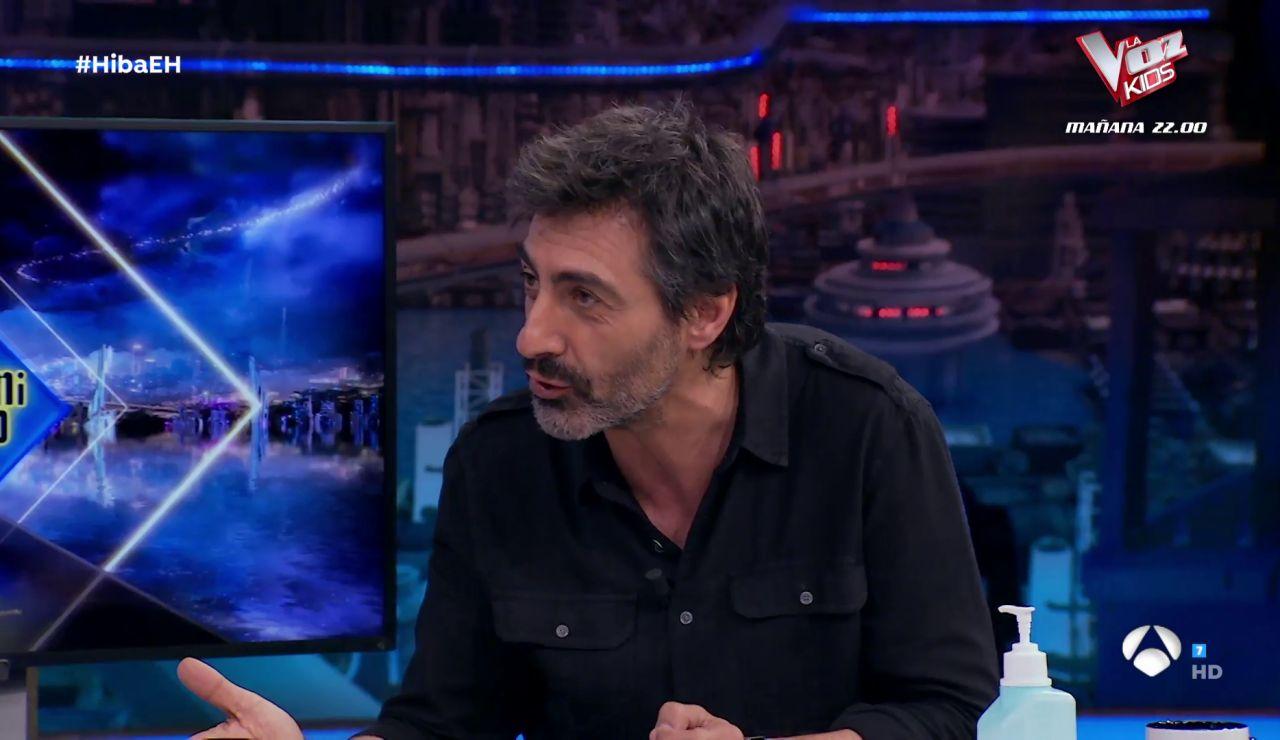 Javier Bardem y Antonio Carmona, los increíbles parecidos de Juan del Val