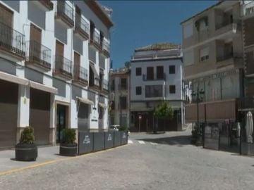Montefrío, en Granada