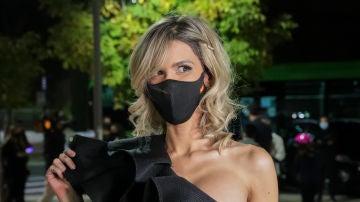 Ylenia Padilla, en Madrid