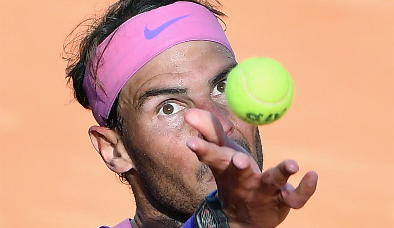 Rafa Nadal - Alexander Zverev: Horario y dónde ver el partido del Masters de Roma en directo