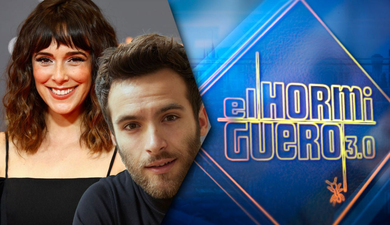 Belén Cuesta y Ricardo Gómez en El Hormiguero 3.0