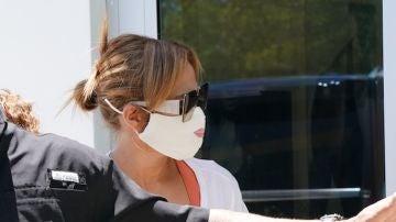 Primeras imágenes de Jennifer Lopez tras su posible reconciliación con su ex Ben Affleck