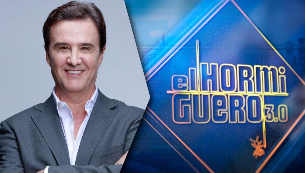 José Ramón de la Morena visita el lunes 'El Hormiguero 3.0'