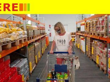 Supermercados Mere, el 'Lidl ruso'