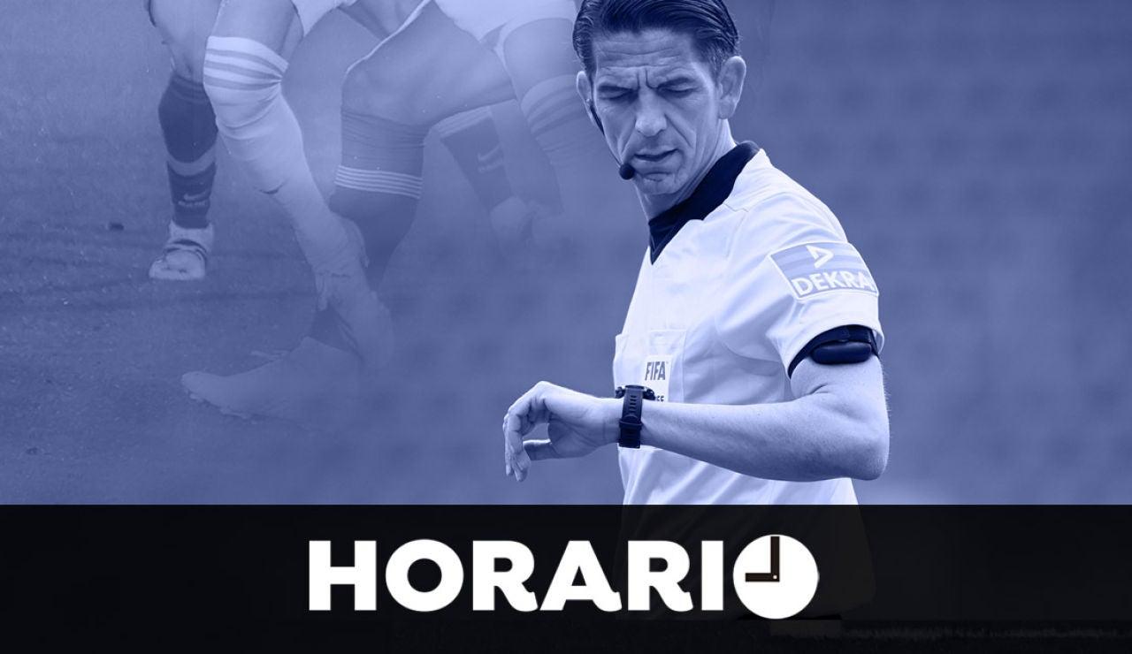 Liga Santander: Horario y dónde ver los partidos de hoy de la jornada 37 en directo