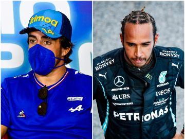 El récord de Fórmula 1 que ostenta Fernando Alonso y que Hamilton todavía no ha batido
