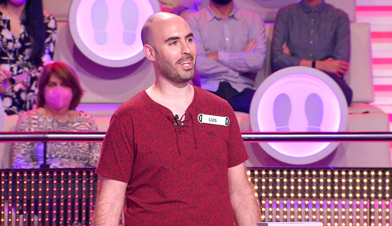 """""""No sé si me estás tomando el pelo"""": Arturo Valls flipa con el cambio de vida de un concursante de '¡Ahora caigo!'"""