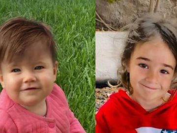 La nueva fotografía que ha difundido la familia de las niñas desaparecidas en Tenerife