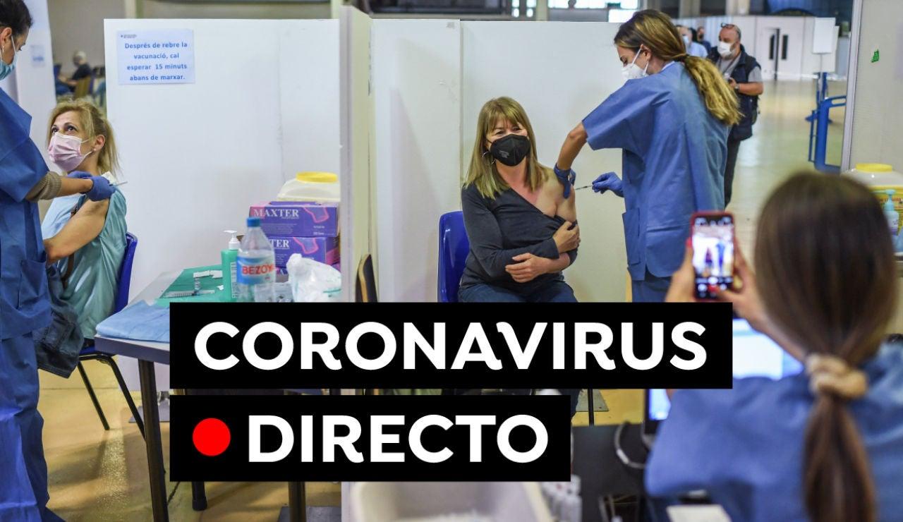 Coronavirus en España hoy: Zonas confinadas en Madrid, restricciones y vacuna contra el COVID-19, en directo