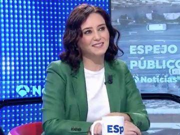 Un café con Susanna (14-05-21) Isabel Díaz Ayuso
