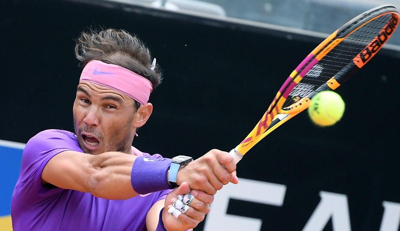 Reilly Opelka - Rafa Nadal: Horario y dónde ver el partido del Masters de Roma en directo