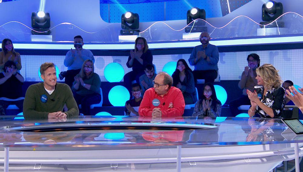 "Óscar Martínez pone a prueba a Javier: ""Empieza por 'r'…"""