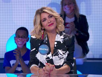 La amenaza de Beatriz Jarrín en  'Pasapalabra'