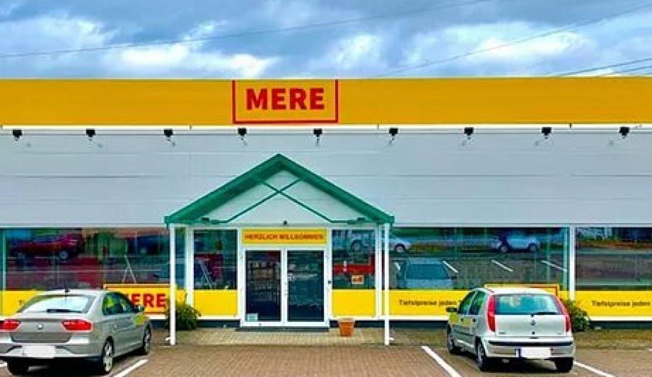 Así es Mere, el 'Lidl ruso' que ya tiene sus tres primeros supermercados en España