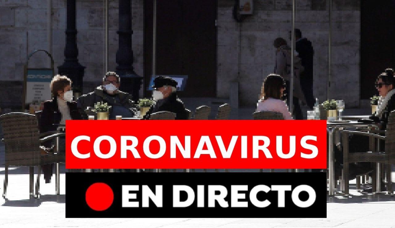 Coronavirus España: Última hora de restricciones de aforo, reunión y horarios sin estado de alarma, en directo