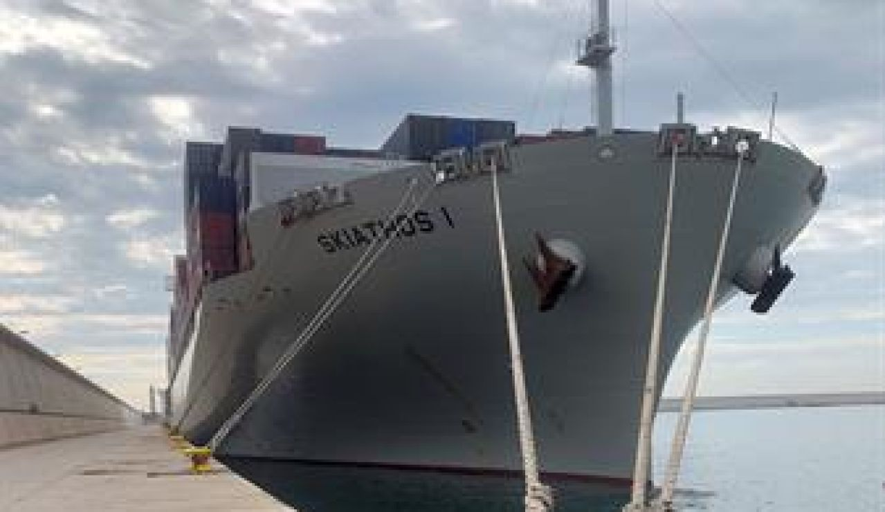 Los 7 tripulantes de uno de los dos buques confinados en Valencia están contagiados con la cepa india de coronavirus