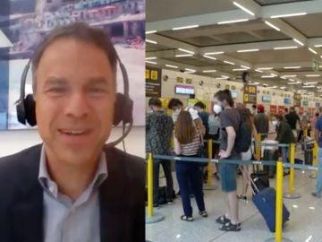 Stephan Keschelis, director agencia de viajes
