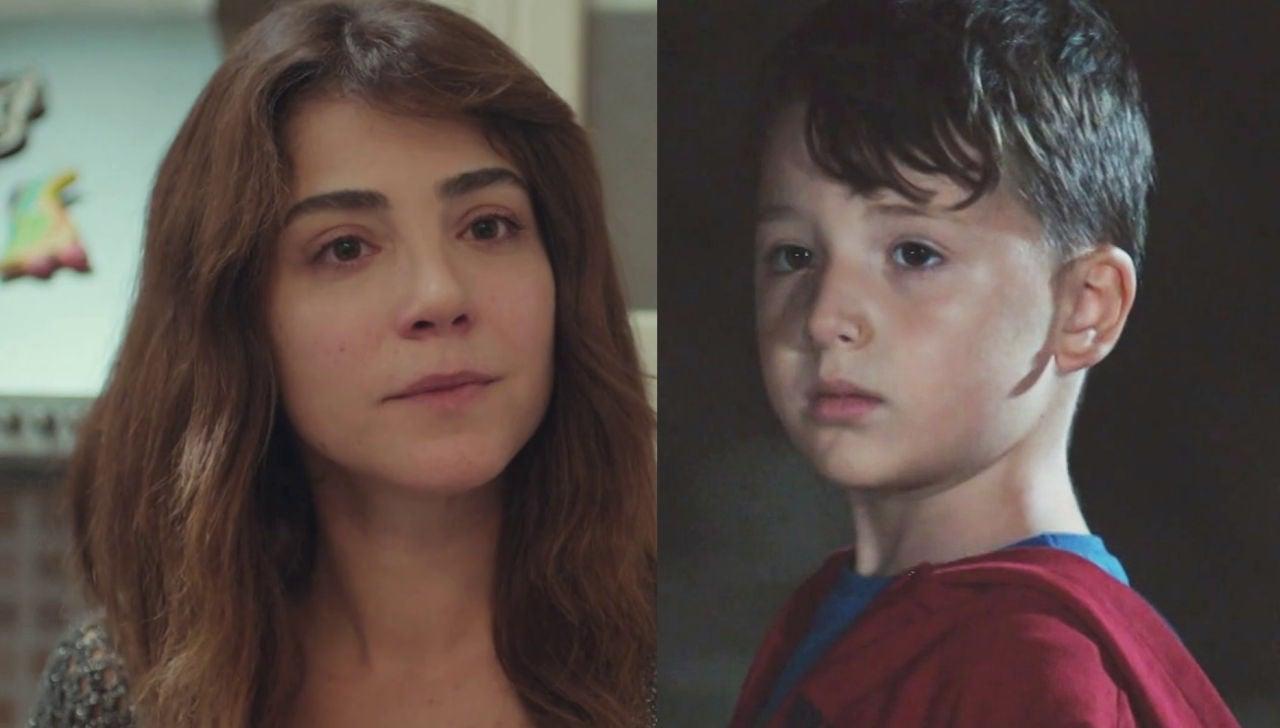 Ceyda y Arda en 'Mujer'