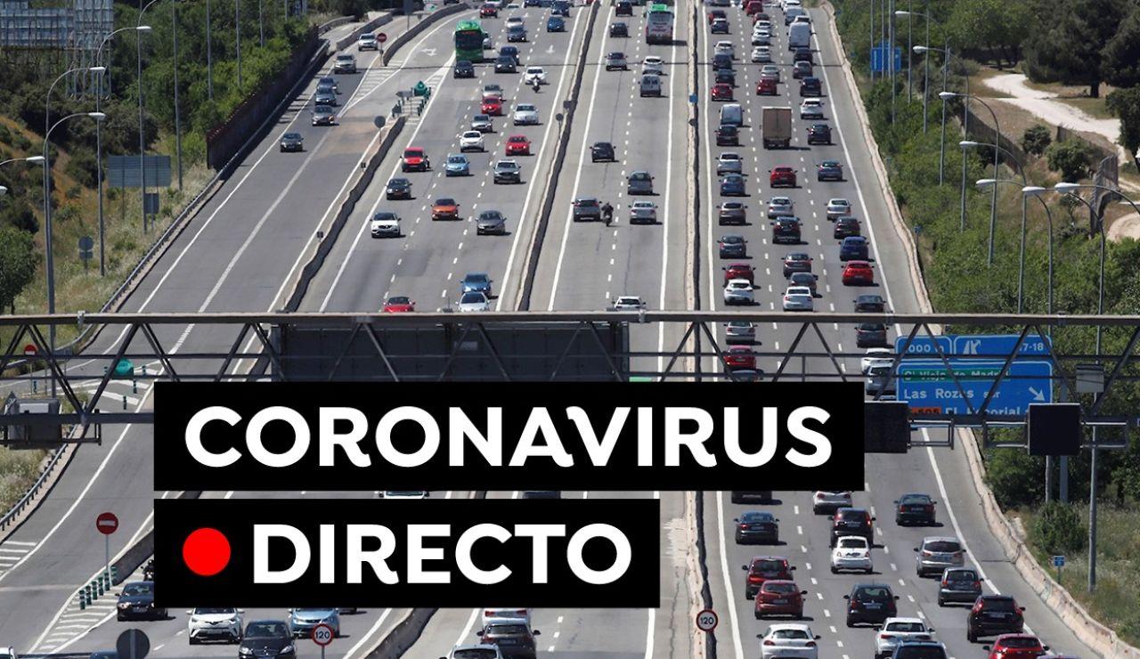 Coronavirus España hoy: Última hora de las vacunas y restricciones tras el fin del estado de alarma, en directo