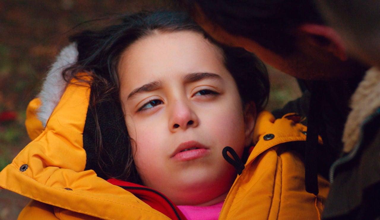 Öykü, en shock, vuelve a sufrir los estragos de su enfermedad