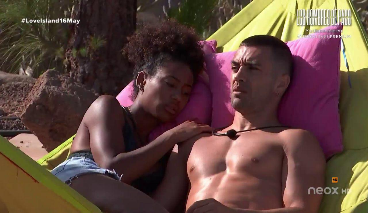 Las parejas hablan de su futuro antes de terminar su etapa en 'Love Island'