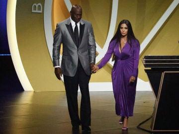 El emocionante discurso de Vanessa Bryant tras la inclusión de Kobe en el 'Hall of Fame' de la NBA