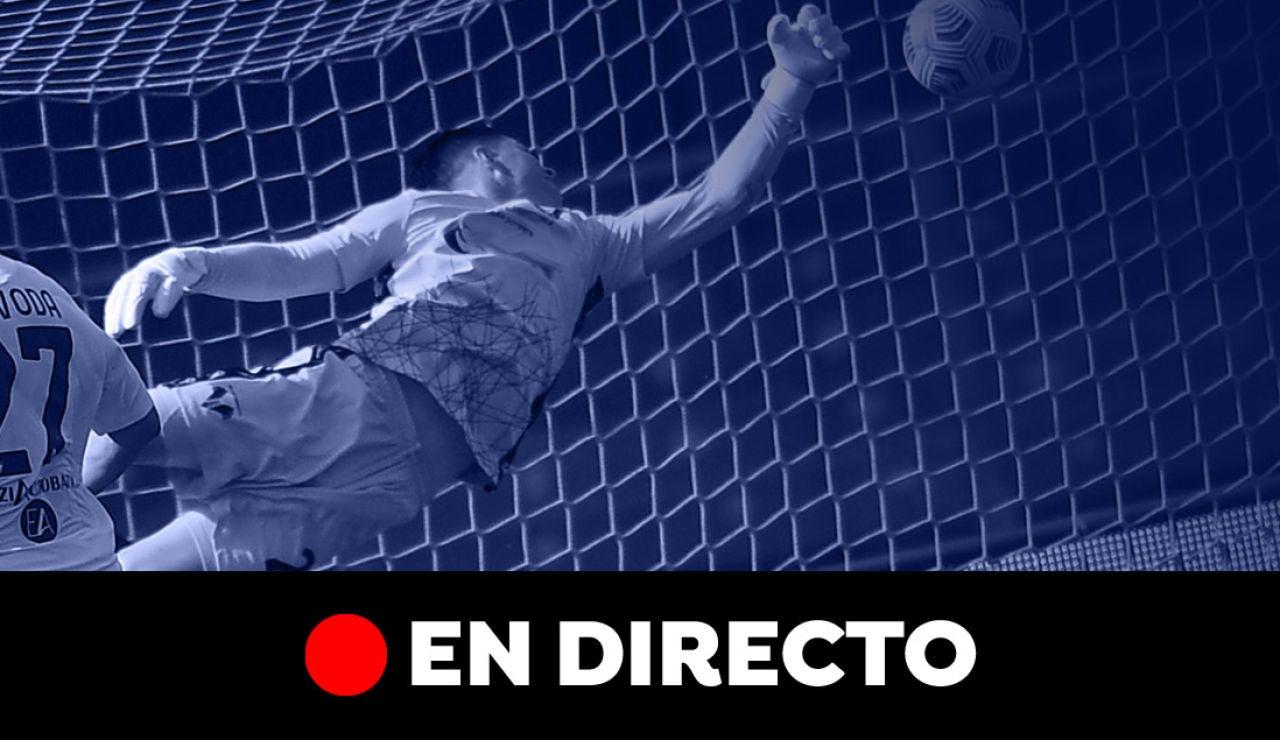 Liga Santander: Partidos de hoy, goles y resultados, en directo