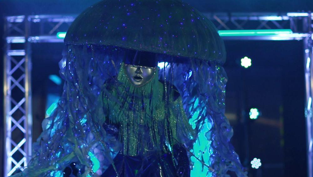La Medusa enloquece a los investigadores al hablar en inglés: ¿será una superestrella?