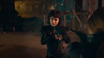 Úrsula Corberó en 'Snake Eyes'