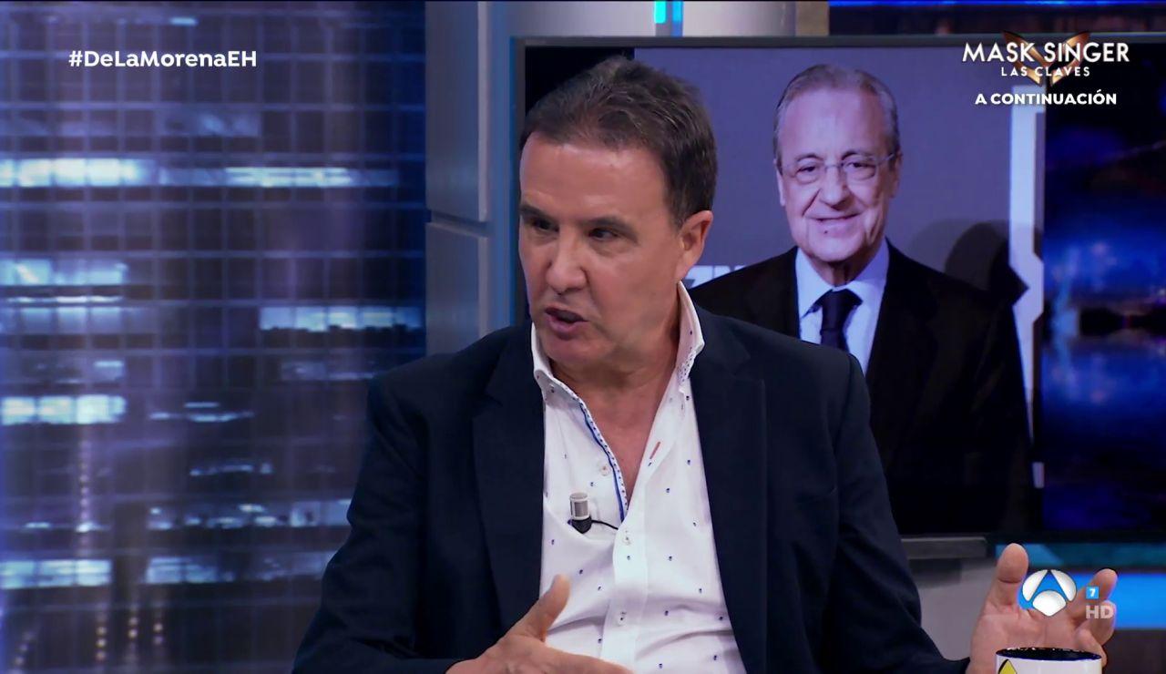 Disfruta de la entrevista completa de José Ramón de la Morena en 'El Hormiguero 3.0'