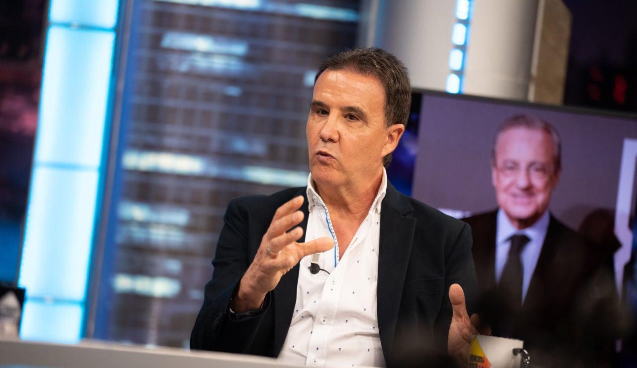 """José Ramón de la Morena carga contra la UEFA: """"El fútbol es de los clubes que se juegan su dinero"""""""
