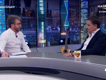 """José Ramón de la Morena, tajante con los políticos: """"Es la peor generación"""""""