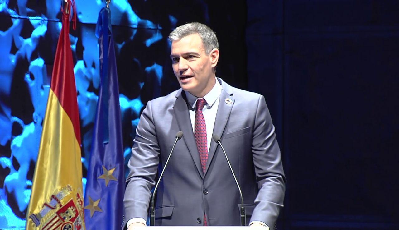 """Pedro Sánchez: """"En junio comenzará la una vacunación masiva de las personas menores de 50 de años"""""""