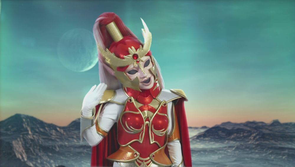 """Dama Centella aterriza en 'Mask Singer': """"Hago de todo en tiempo récord"""""""