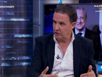 """José Ramón de la Morena carga contra la UEFA en 'El Hormiguero 3.0': """"El fútbol es de los clubes que se juegan su dinero"""""""