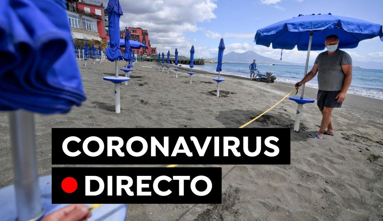 Coronavirus en España en directo: vacunación, fin del estado de alarma y restricciones en Madrid | Última hora
