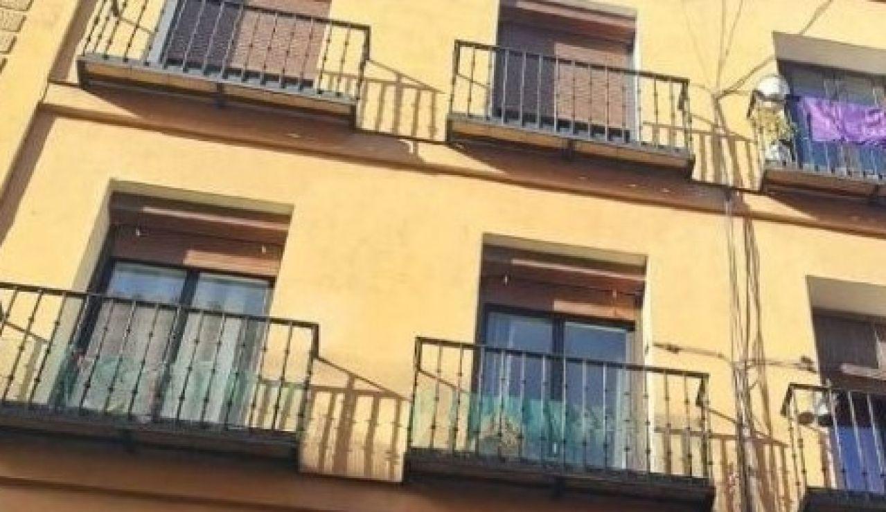 Venden por 65.000 euros en Idealista la supuesta antigua casa de Quevedo y Cervantes en Madrid
