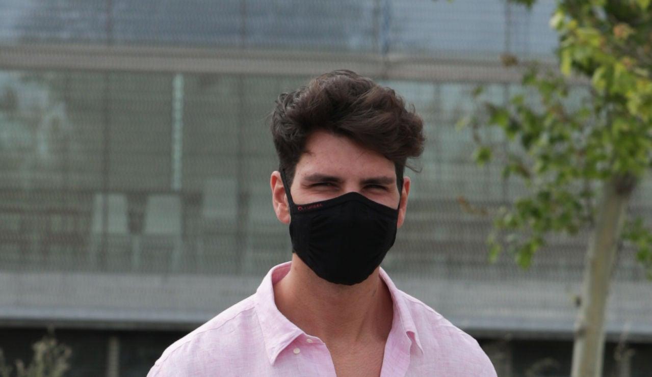Diego Matamoros, en Madrid