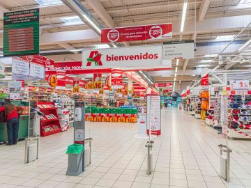 Alcampo es el supermercado más barato de 2021