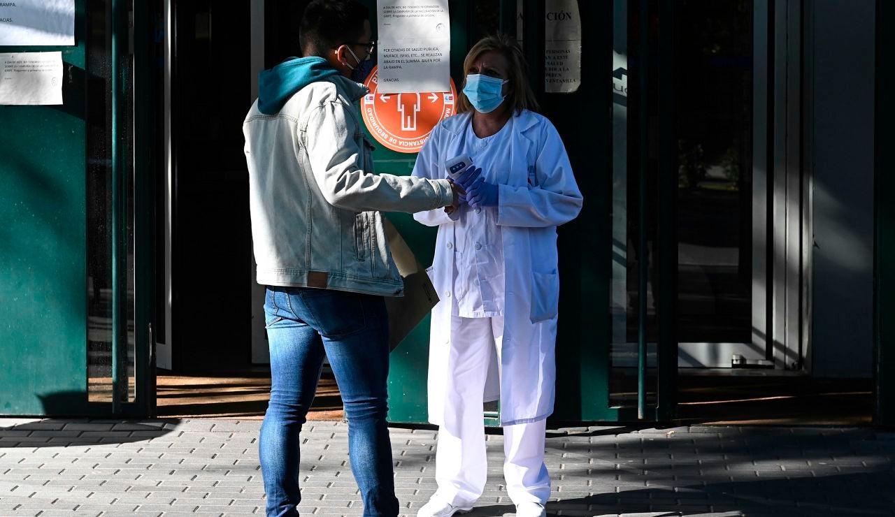 Zonas básicas de salud de Madrid confinadas y nuevas restricciones