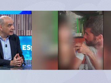 Nacho Abad, sobre la desaparición de Tomás Gimeno.