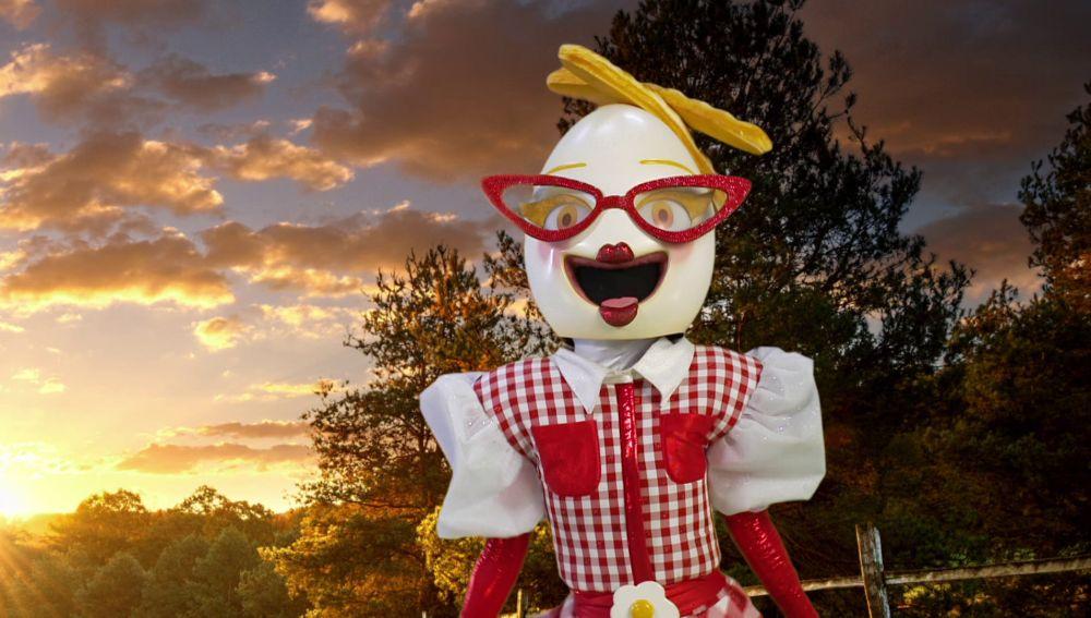 """El Huevo desprende glamour en su presentación: """"¡Estoy de toma pan y moja!"""""""