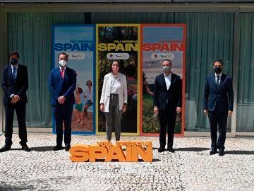 La nueva campaña para atraer al turista internacional, 'Te mereces España'