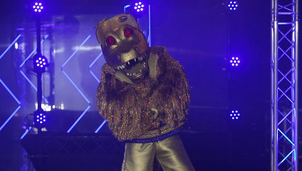 """El Cocodrilo llega dispuesto a deslumbrar en 'Mask Singer': """"Soy un Cocodrilo de 24 quilates"""""""