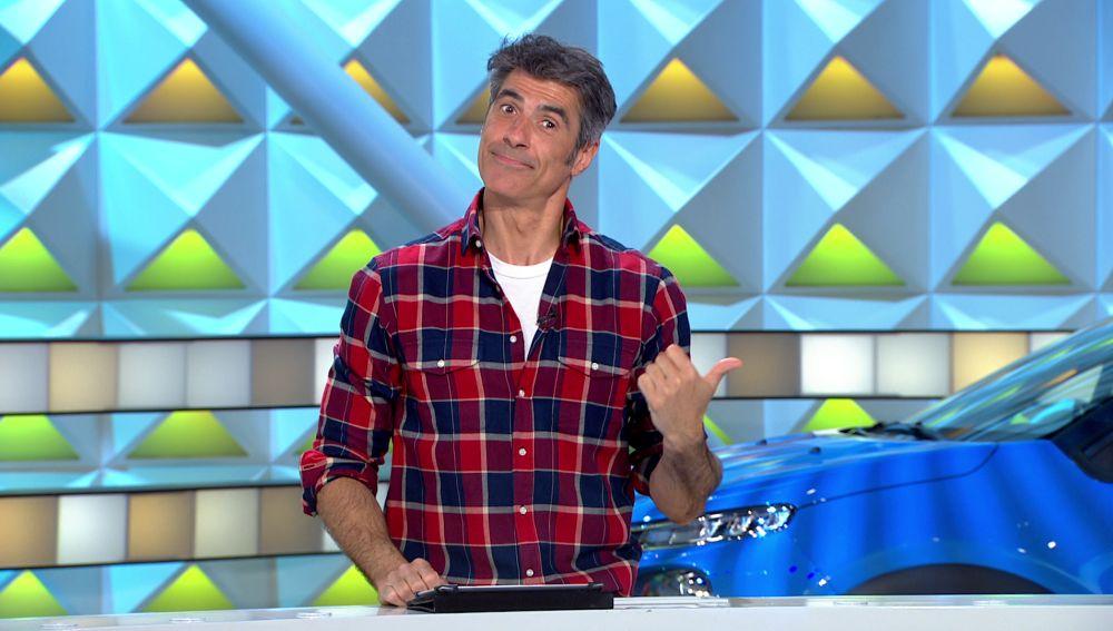 """Jorge Fernández, tras el gran desempeño de Pablo: """"¿Tú inventaste este juego?"""""""