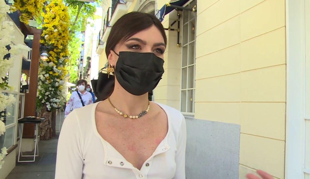 Madame de Rosa cuenta cómo fue de duro volver a trabajar de enfermera durante la pandemia